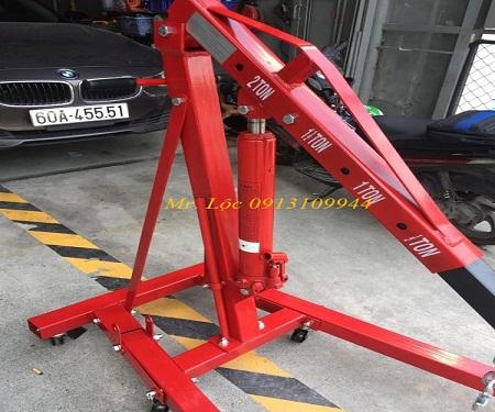 Cẩu móc động cơ 2 tấn Torin T32002X