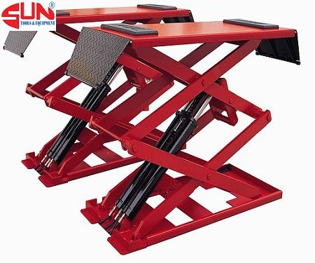 Cầu cắt kéo nâng bụng 3 tấn