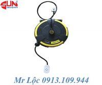 Cuộn dây điện tự rút 10 mét 4 sợi LUX-C25410