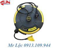 Cuộn dây điện tự rút 10 mét LUX-C15310