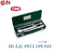 Bộ khẩu 1/2 inch 12 cạnh Tone 760M
