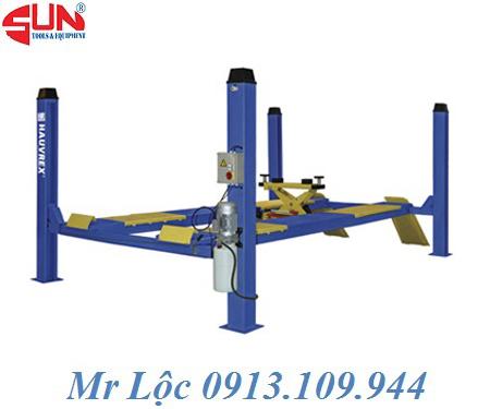 Cầu nâng 4 trụ 4.5 Tấn Hauvrex HFL4145E